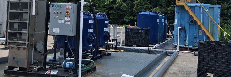 Activated Carbon Treatment Units